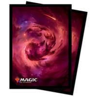 66x91mm - Standard Poker US - Celestial Mountain x100 - Sleeves