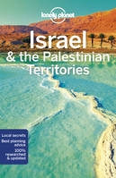 Israel  the Palestinian Territories - 9ed - Anglais