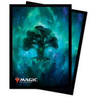66x91mm - Standard Poker US - Celestial Forest - Sleeves