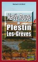Maree rouge a plestin-les-greves