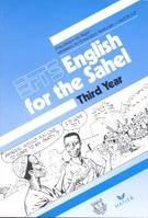 English for the Sahel, third year, livre de l'élève, Niger, third year