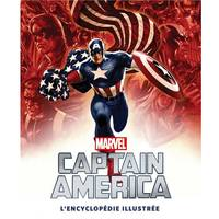 Captain America / l'encyclopédie illustrée