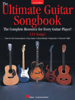 The Ultimate Guitar Songbook - Second Edition, 111 Songs! The Complete Resource for Every Guitar Player