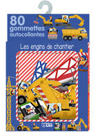 GOMMETTES ENGINS DE CHANTIER