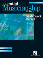 Essential Musicianship for Band, Value Pak (35 part books & conductor score)