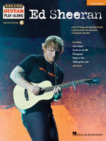 Ed Sheeran, Deluxe Guitar Play-Along Volume 9