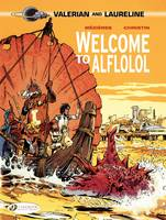 Valerian et Laureline (english version) - Tome 4 - Welcome to alflolol