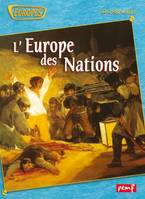 L'Europe des nations, de 1789 à 1945