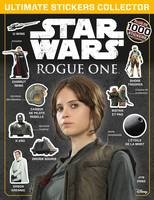 Star Wars, Rogue One, ULTIMATE STICKER COLLECTION