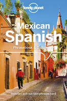 Mexican Spanish Phrasebook  Dictionary - 5ed - Anglais
