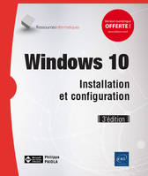 Windows 10, Installation et configuration