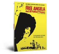 Free Angela, and all political prisoners - 2 dvd digipack