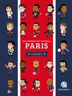 Les légendes du football Paris