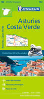CR : Asturies Costa Verde 2017 - 1/150000