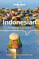 Indonesian Phrasebook  Dictionary - 7ed - Anglais