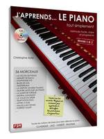 J'apprends le piano tout simplement Vol. 1