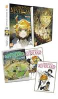 13, The Promised Neverland Coffret escape T13, Coffret escape