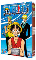 One piece : water seven Vol.5 (coffret 3 dvd)