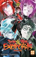 Twin Star Exorcists T13