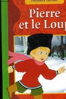 PIERRE ET LE LOUP - COLLECTION PREMIERE LECTURE