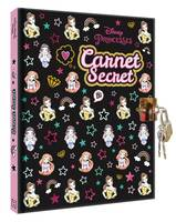 DISNEY PRINCESSES - Carnet secret