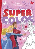 DISNEY PRINCESSES - Super Colos