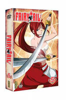 DOUBLE DVD FAIRY TAIL - VOL. 5