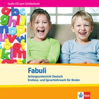 FABULI  CD AUDIO