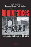 IMMIGRANCES, l'immigration en France au XXe siècle