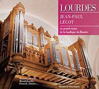 Lourdes Le Gd Orgue De La Basilique Nd D