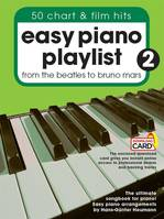 Easy Piano Playlist: Volume 2