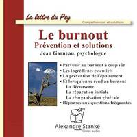 Le burnout, Prévention et solutions