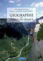 GEOGRAPHIE DES SPORTS EN FRANCE