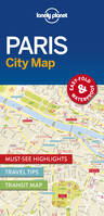 PARIS CITY MAP 1ED -ANGLAIS-