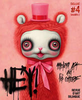 HEY! DELUXE #4 - MODERN ART & POP CULTURE, Modern art & Pop Culture