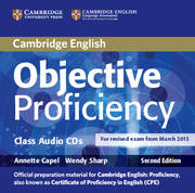 Objective Profiency - 2nd edition - CDx3