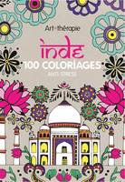 Inde, 100 coloriages anti-stress