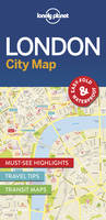 LONDON CITY MAP 1ED -ANGLAIS-