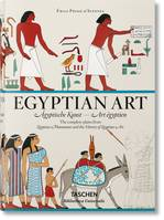 Egyptian art / the complete plates from Monuments égyptiens & Histoire de l'art égyptien