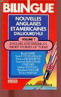 Nouvelles anglaises et américaines d'aujourd'hui., [1], Nouvelles anglaises et américaines d'aujourd'hui = english and american short stories of today