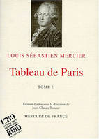 Tableau de Paris (Tome 2-Volumes VII à XII)