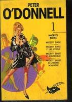Peter O'Donnell., 1, Modesty Blaise, Peter O'Donnell