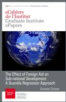 The Effect of Foreign Aid on Sub-national Development, A Quantile Regression Approach