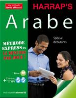 HARRAP'S METHODE EXPRESS ARABE LIVRE + 2 CD, Livre+CD