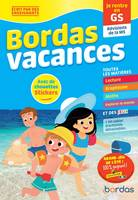Bordas Vacances - Je rentre en Grande section