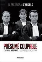 Présumé Coupable, L'affaire Wesphael. Les assises en question