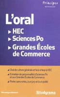 l'oral hec / sciences po /  grandes ecoles de commerce