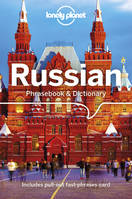 Russian Phrasebook  Dictionary - 7ed - Anglais
