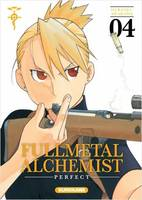 4, Fullmetal alchemist perfect