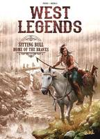 3, West Legends T03, Sitting Bull - Home of the braves